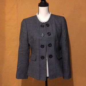 Tahari jacket Arthur s. Levine petite 10p Long s
